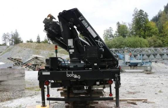 HIAB 166 E-4 HIDUO LKW-Kran