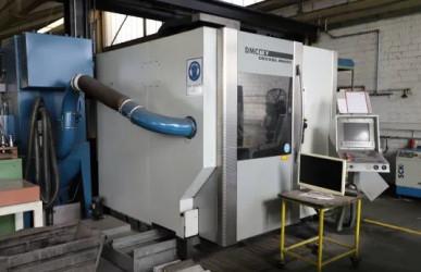 DMG DMC 65 V CNC Universal Bearbeitungszentrum