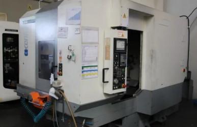 MÜGA S 6040 Vertikalbearbeitungszentrum