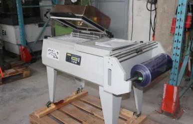 GEHO HS 450.1 Haubenschrumpfgerät