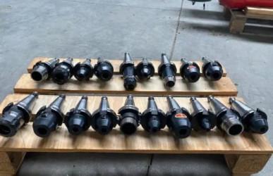 HAIMER ISO 40 Werkzeugaufnahmen
