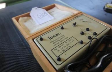 IDEAL ESH 100 Freihand-Elektroschreiber