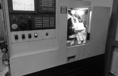 SPINNER TC32MC CNC-Drehmaschine