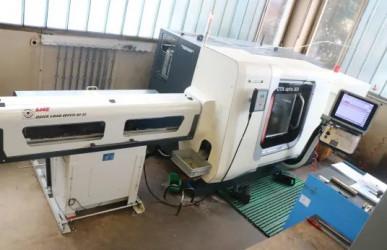 DMG MORI CTX ALPHA 300 CNC-Universal-Drehmaschine
